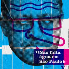 <cite>Inimigo Público</cite> poster series