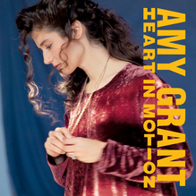 Amy Grant – <cite>Heart In Motion</cite> album art