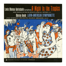 <cite>A Night in the Tropics</cite> <cite>/ Latin-American Symphonette</cite>