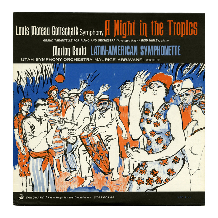 A Night in the Tropics / Latin-American Symphonette 1