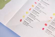 <cite>In Bloom</cite> brochure