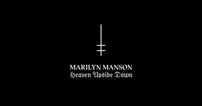 Marilyn Manson – Heaven Upside Down identity 4
