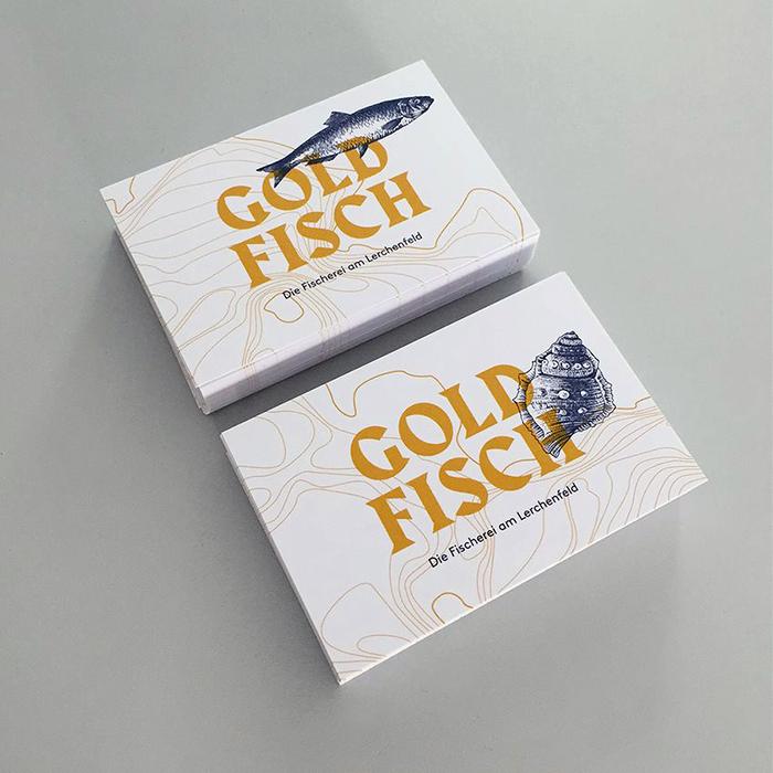 Goldfisch 8