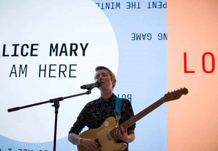 I Am Here – Alice Mary 2