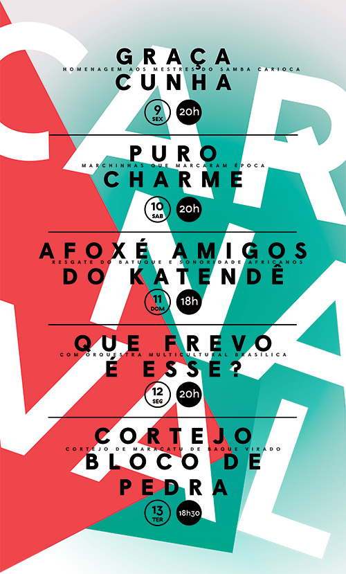 Sesc Campo Limpo posters 2