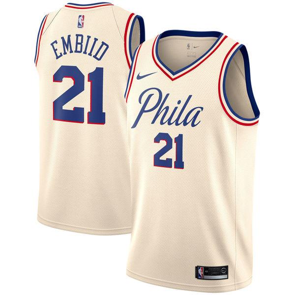 Philadelphia 76ers 2017–18 City Edition uniform and NBA Playoffs campaign 3 aa5d2fbcf