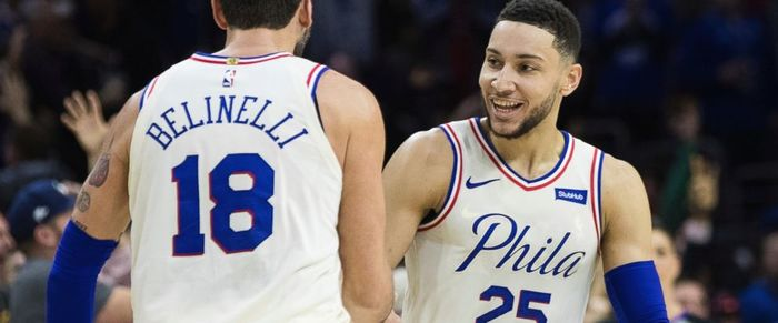 Philadelphia 76ers 2017–18 City Edition uniform and NBA Playoffs campaign 2