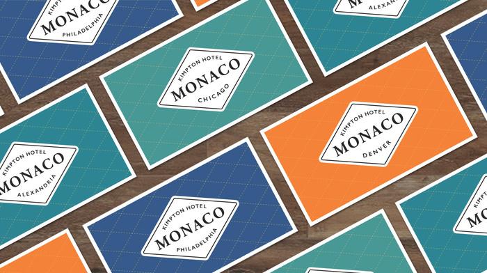 Hotel Monaco identity (2016) 5