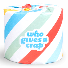 Who Gives A Crap logo and packaging (2012–)