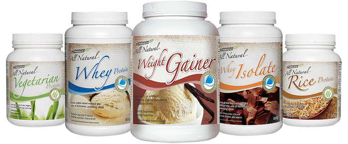 Precision All Natural proteins 2