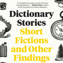 <cite>Dictionary Stories </cite>by Jez Burrows