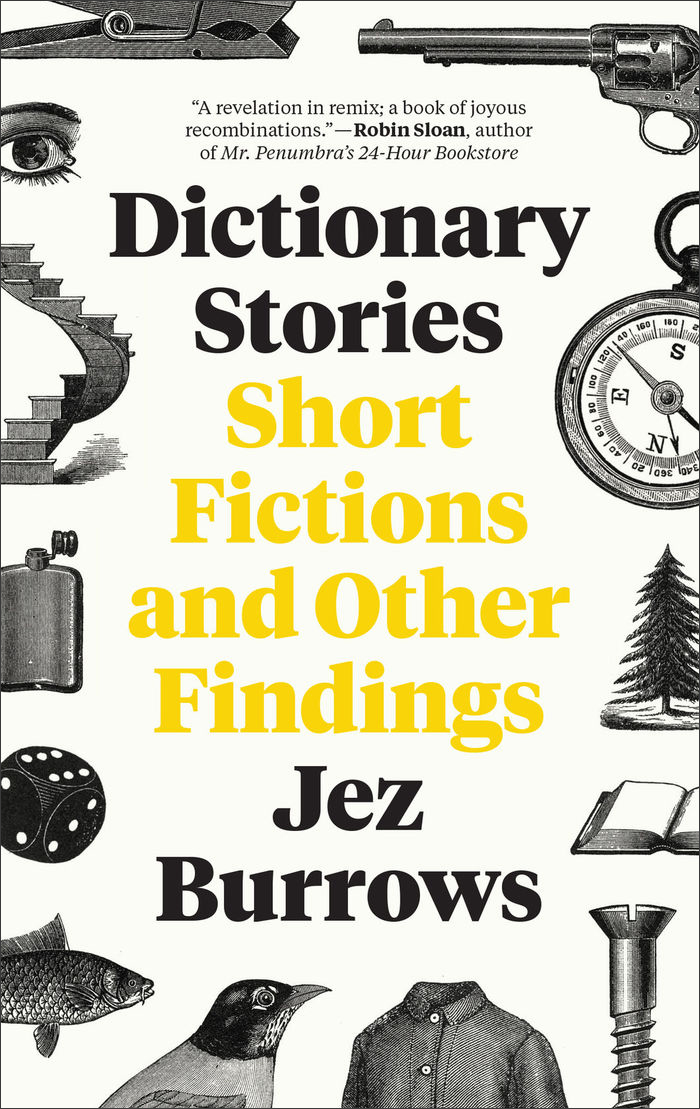 Dictionary Stories by Jez Burrows 1