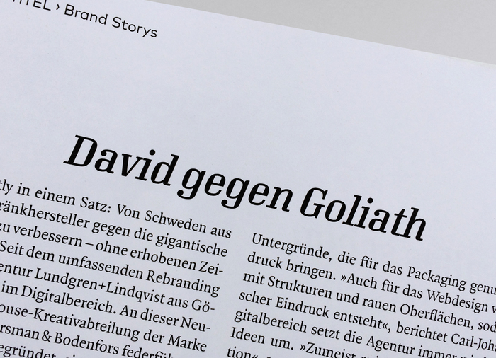 """PAGE 05.2018, """"Brand Storys gestalten"""" 2"""