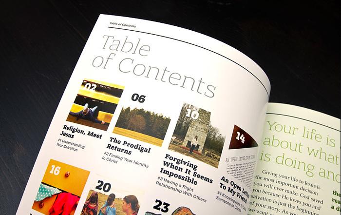 My Story magazine 1