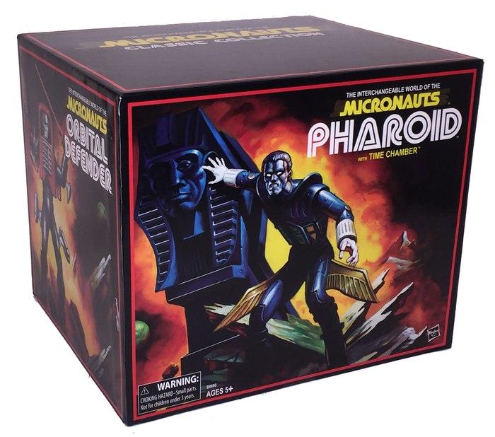 Micronauts – Pharoid 2