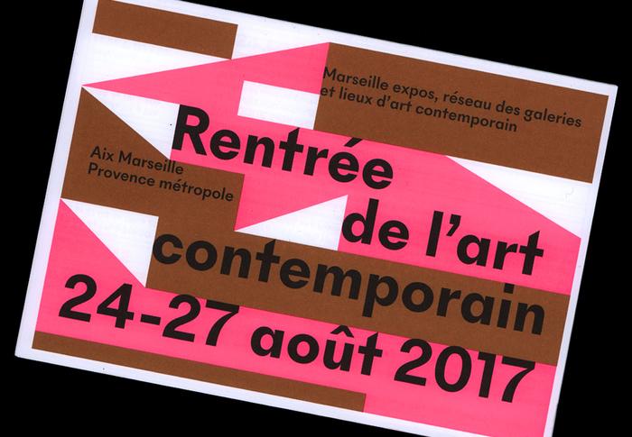 Marseille expos — Rentrée de l'art contemporain 1