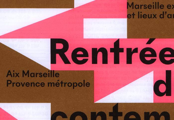 Marseille expos — Rentrée de l'art contemporain 3