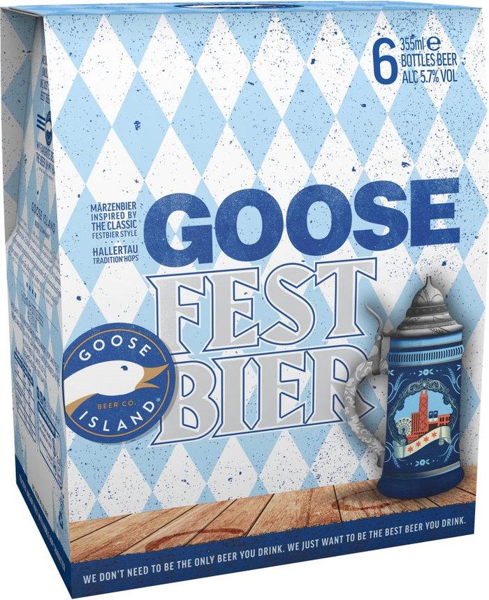 Goose Island Fest Bier 3
