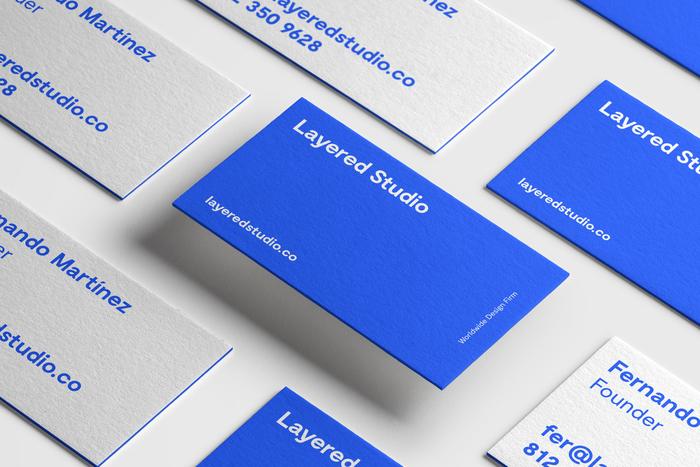 Layered Studio brand 1