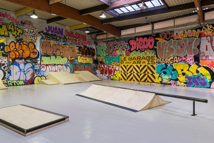 Le Garage Paris 2