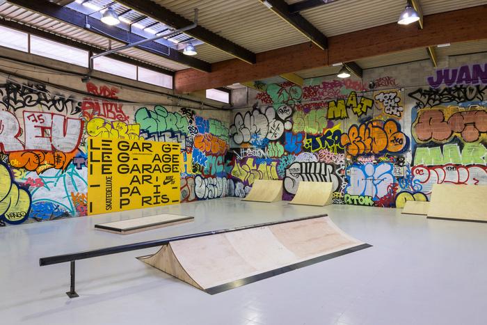Le Garage Paris 3