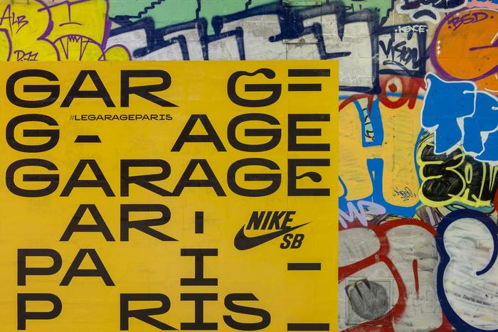 Le Garage Paris 5