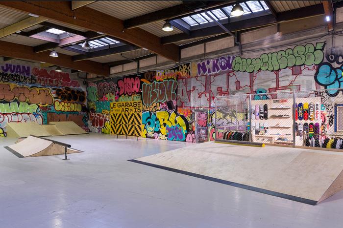 Le Garage Paris 6