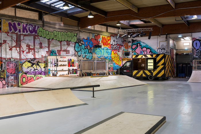 Le Garage Paris 7