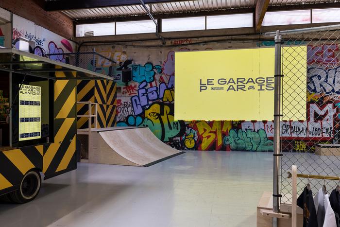 Le Garage Paris 8