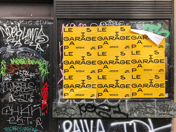 Le Garage Paris 9