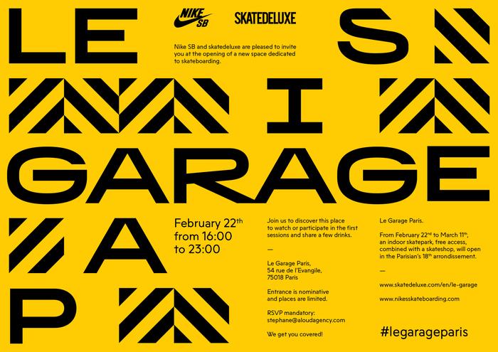 Le Garage Paris 10