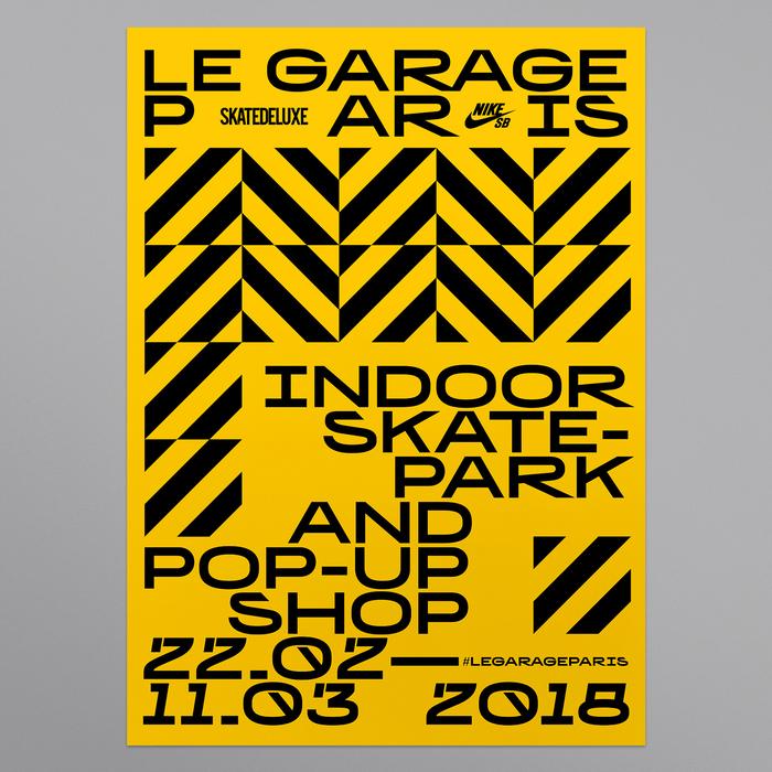 Le Garage Paris 11