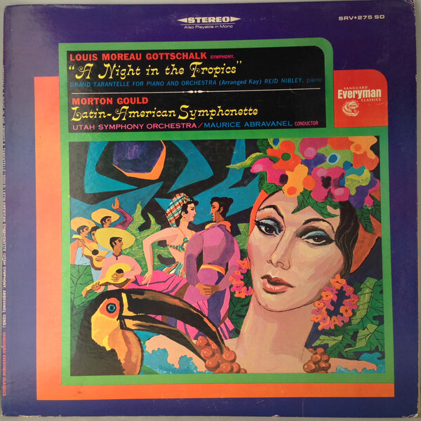 1968 re-release, Vanguard Everyman Classics