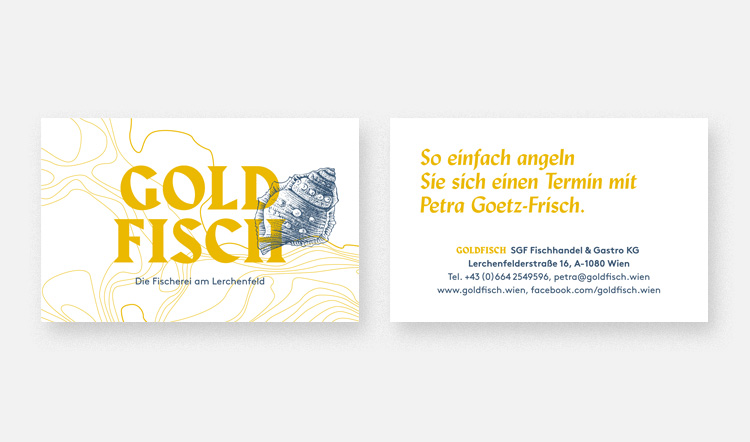 Goldfisch Fonts In Use