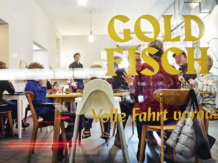 Goldfisch 2
