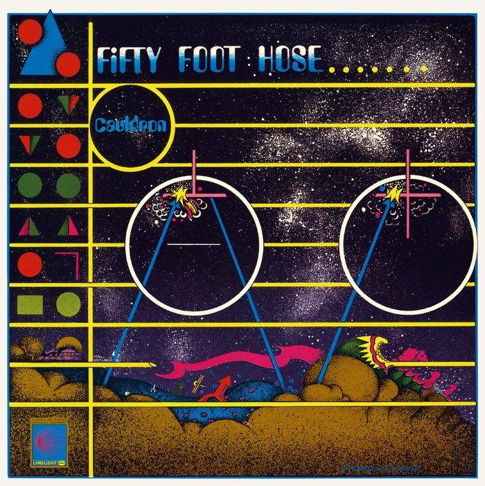 Fifty Foot Hose – Cauldron 1