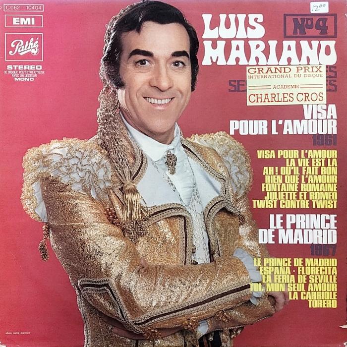 Toutes Ses Opérettes Nº1–4 – Luis Mariano 4