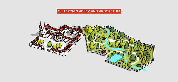Zirc tourist map 5