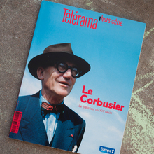 <cite>Télérama</cite> magazine, Le Corbusier special issue