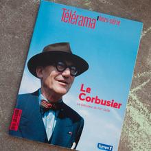 <cite>Télérama</cite> magazine, Le Corbusier special issue