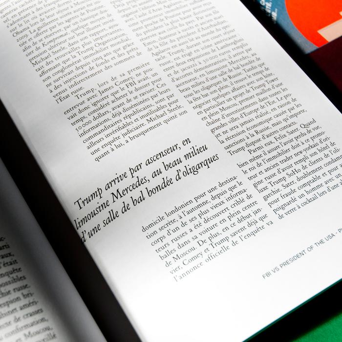 America — L'Amérique comme vous ne l'avez jamais lue, issue no. 3 3