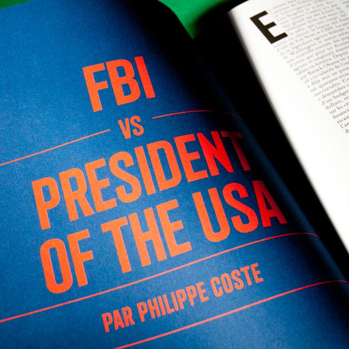 America — L'Amérique comme vous ne l'avez jamais lue, issue no. 3 4
