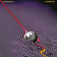 Tame Impala – <cite>Currents</cite> (and singles) album art