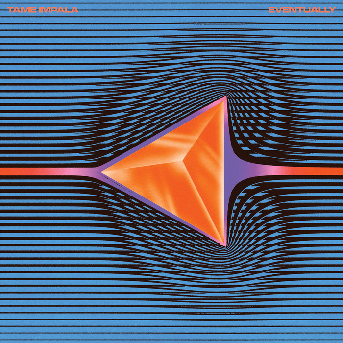 Tame Impala – Currents (and singles) album art 2