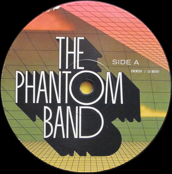 The Phantom Band – Strange Friend / Fears Trending 4