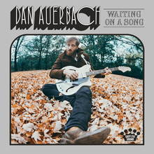 Dan Auerbach – <cite>Waiting On A Song</cite> album art
