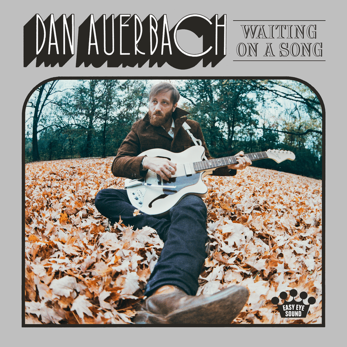 Dan Auerbach – Waiting On A Song album art
