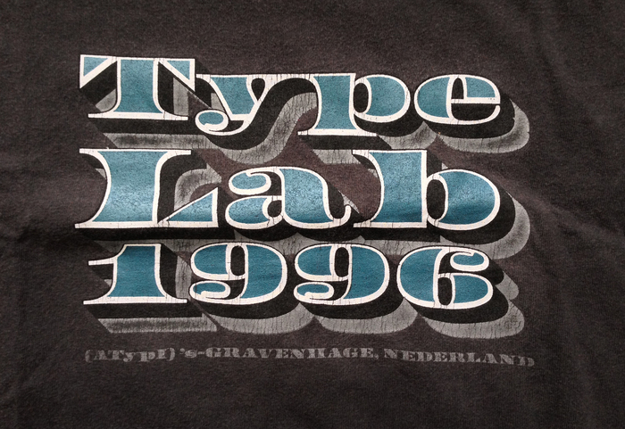 TypeLab 1996 T-shirt 2