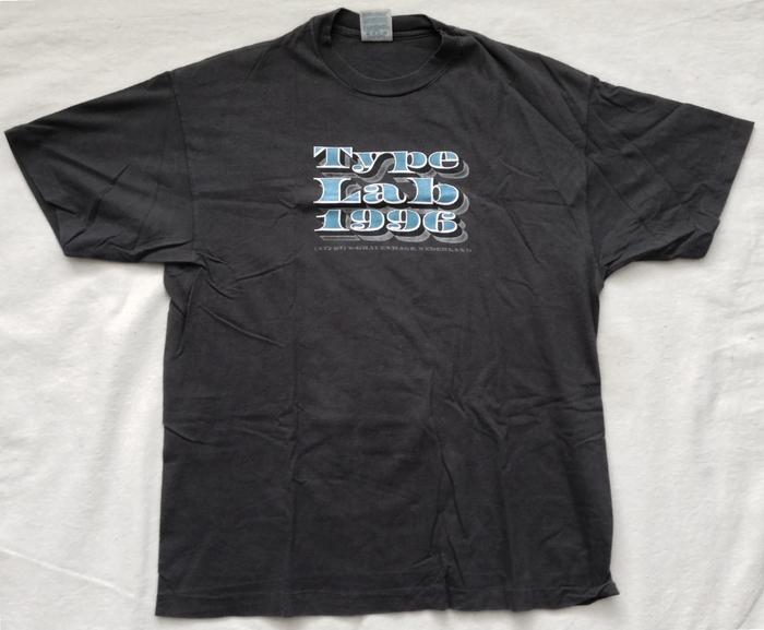 TypeLab 1996 T-shirt 3