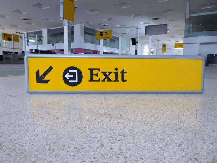 Heathrow Airport signs (2005–09) 9